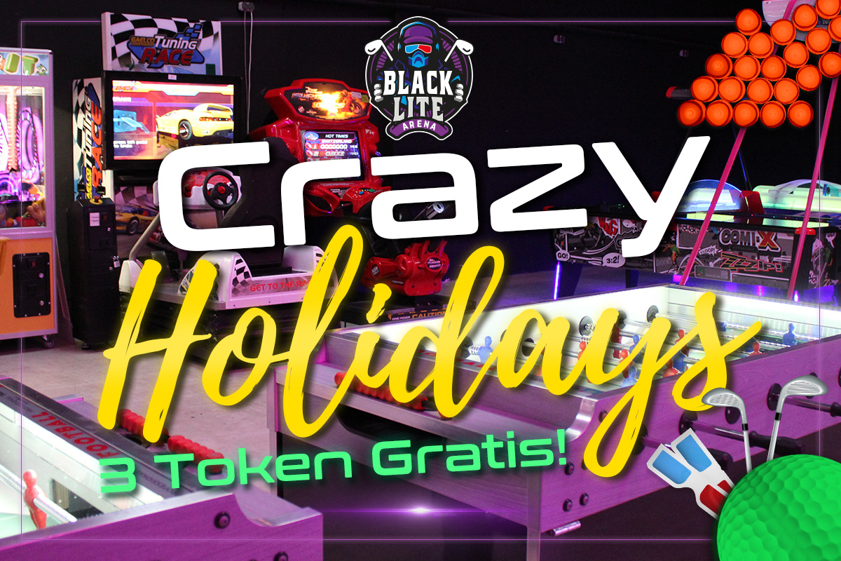 Blacklite-Arena | Crazy Holidays