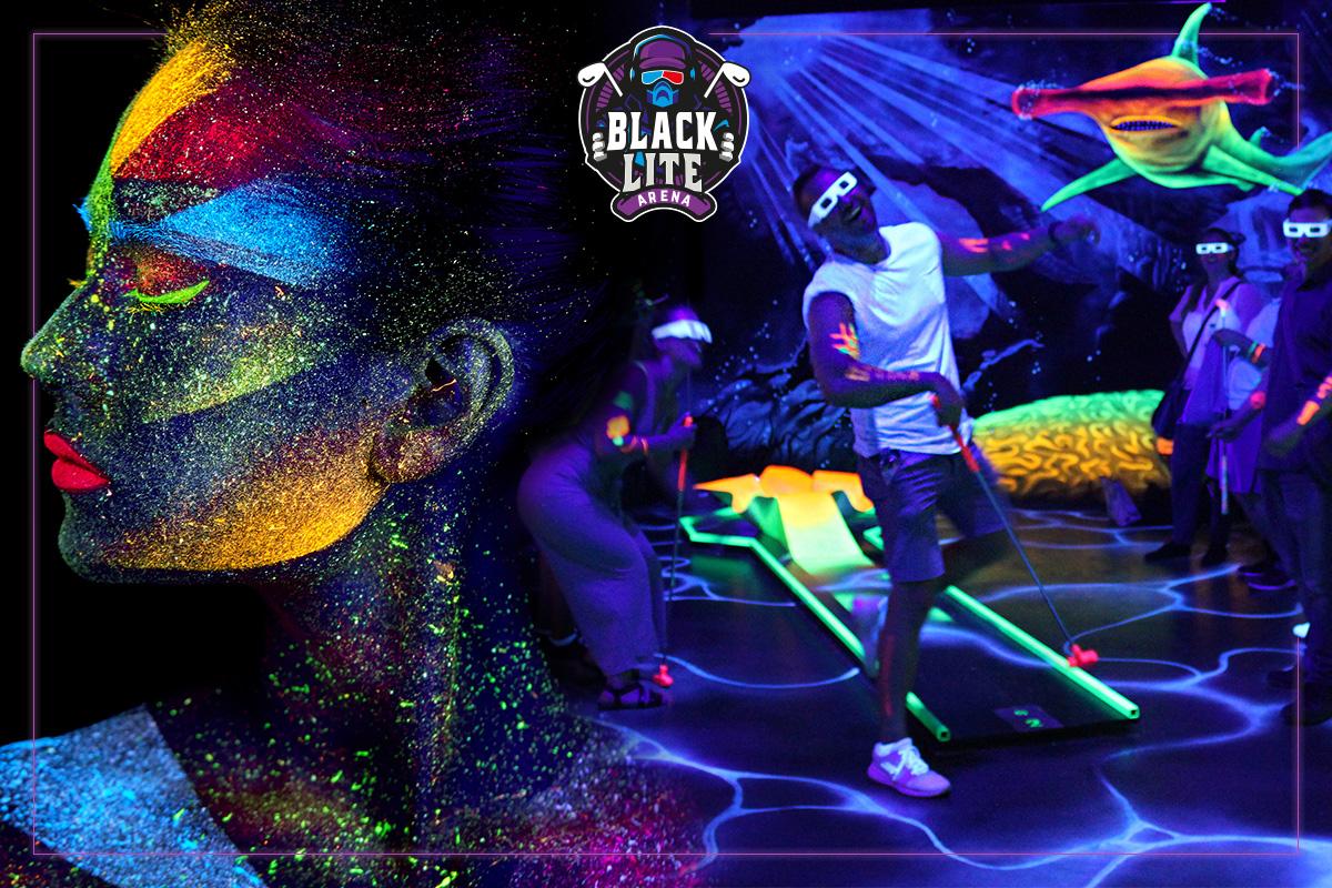 Blacklite-Arena | Crazy Holidays